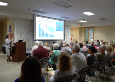 Sea at My Door: Saving South Florida from the Rising Tide with Dr. Bolter